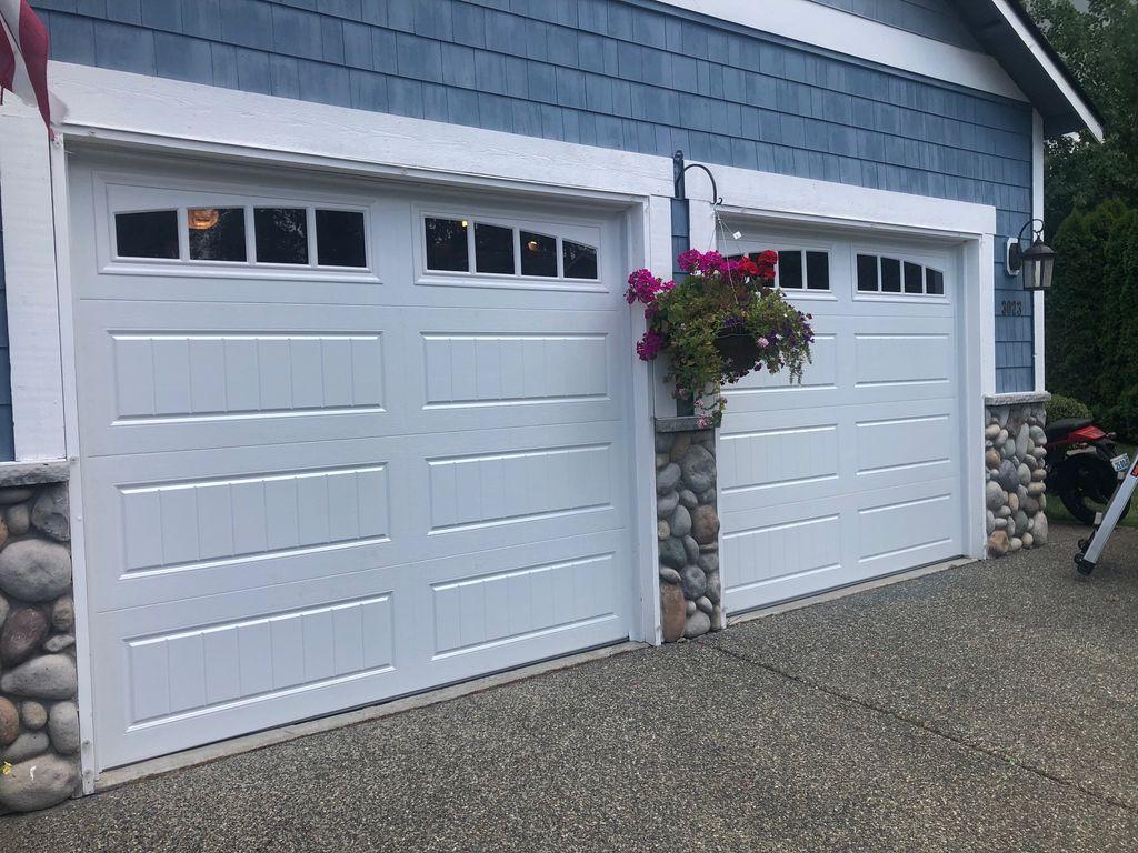 Amarr Hillcrest HI3000 garage doors replacement