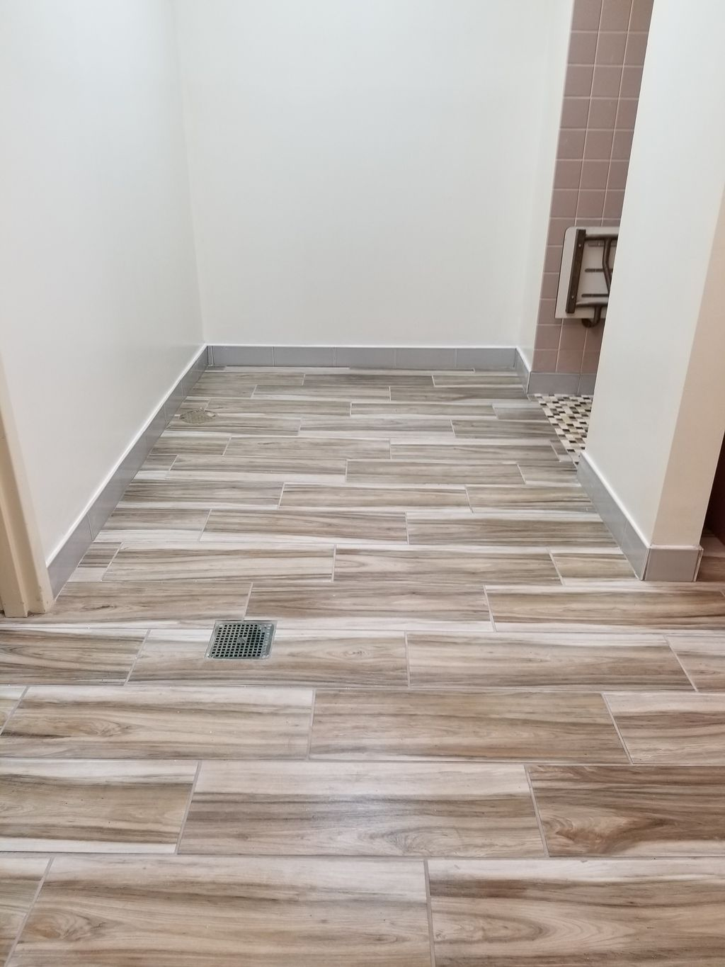 Painting and Tile work