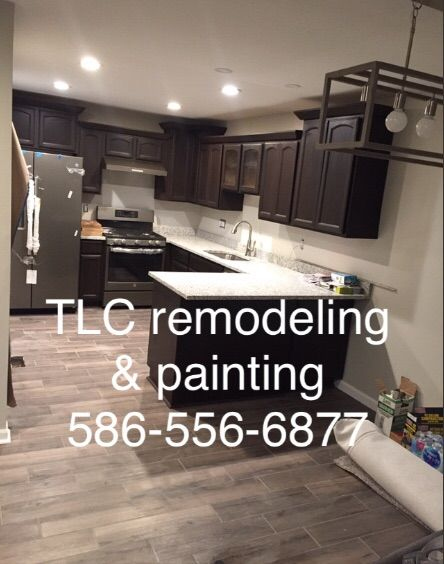 TLC Remodeling, Painting, & Epoxy