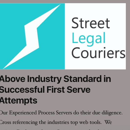 Street Legal Couriers