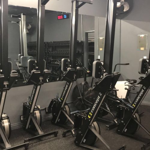 We'll clean your gym from top to bottom. Call today to schedule your walk through.