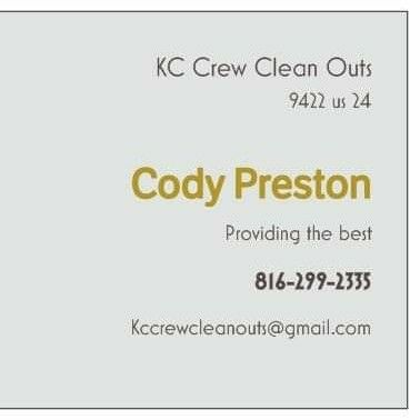 Avatar for Kc crew cleanouts Independence, MO Thumbtack