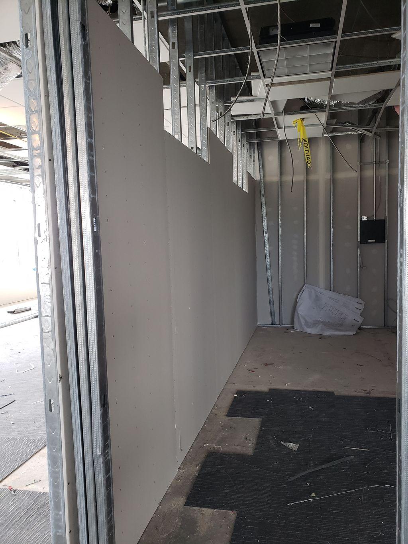 Drywalt instalation