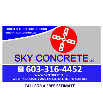 Avatar for Sky Concrete LLC New Ipswich, NH Thumbtack