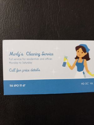 Avatar for Merly's  cleaning service Silver Spring, MD Thumbtack