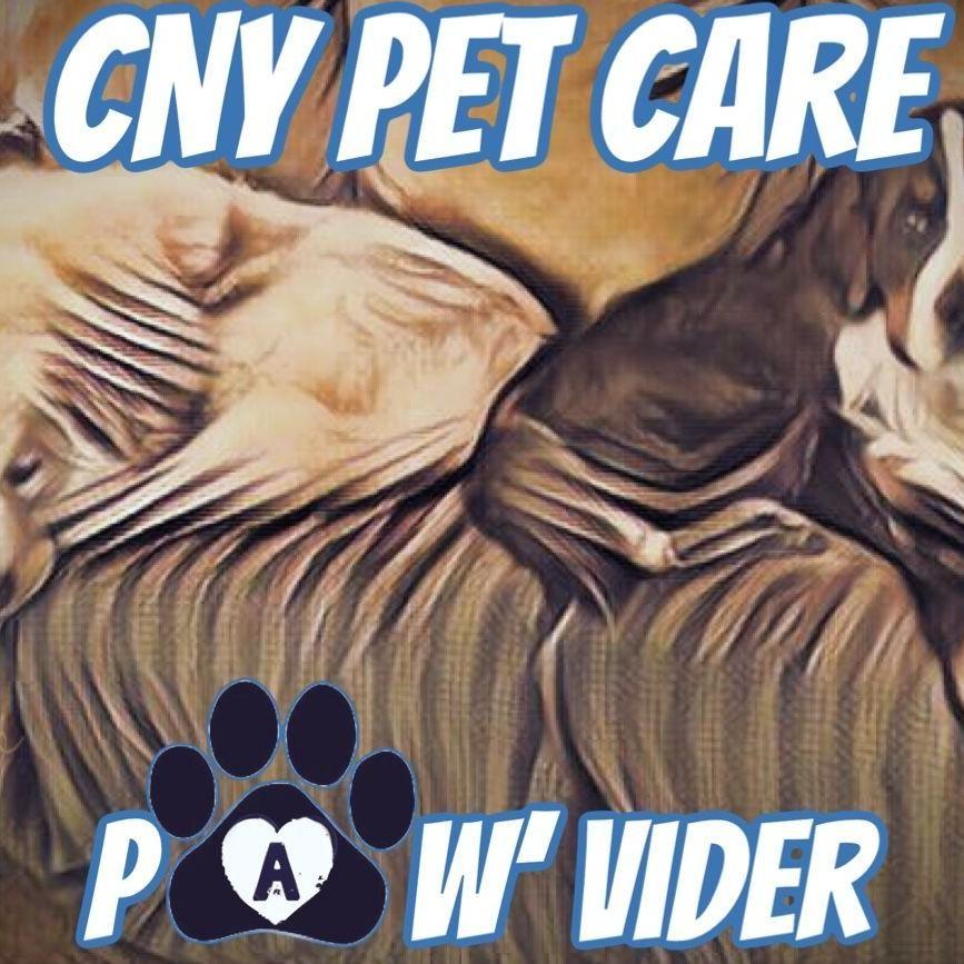 "CNY Pet Care ""Paw""vider"