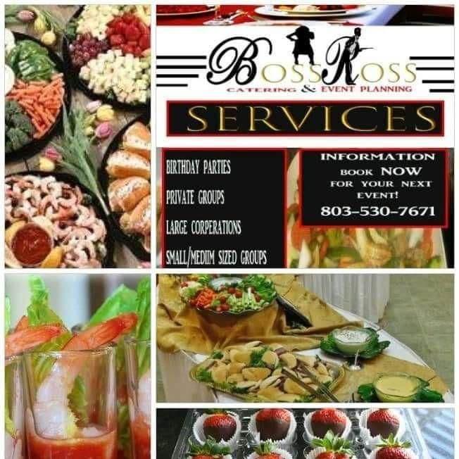 Boss Ross catering and Eventplanning
