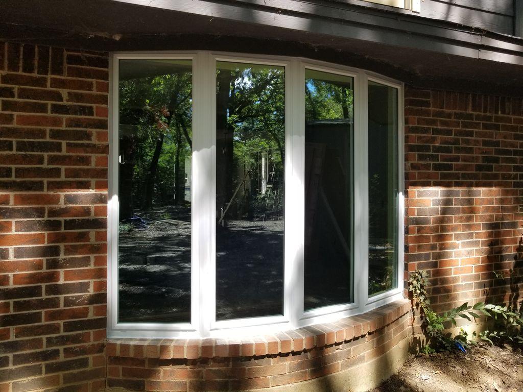 Window Installation - Milford 2018