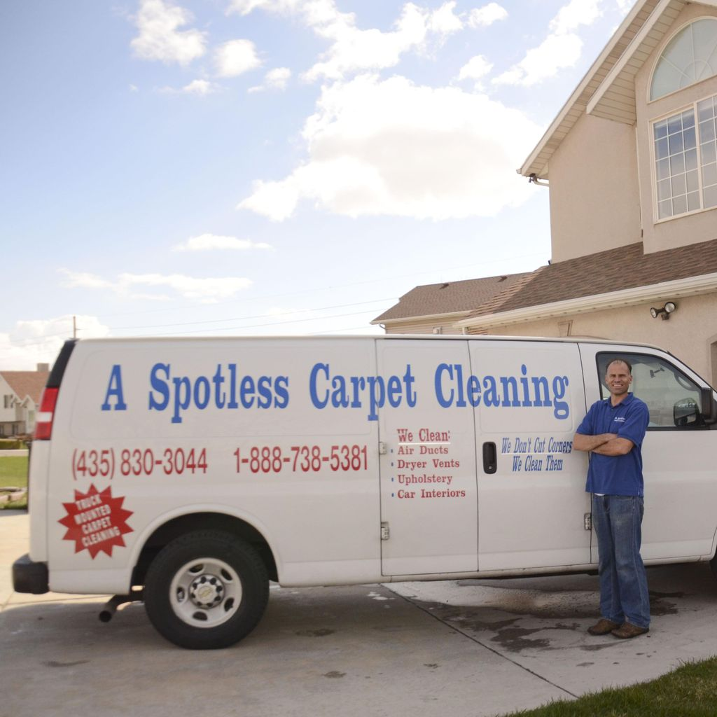 A Spotless Carpet Cleaning