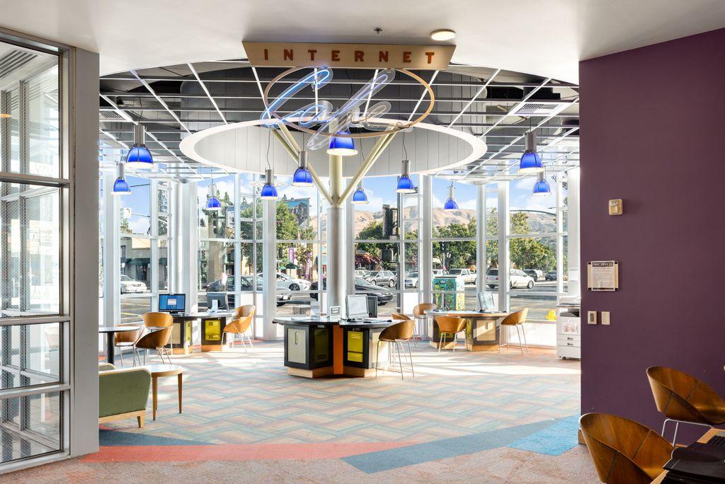 San Jose Library Photo Upgrade - 25 branches