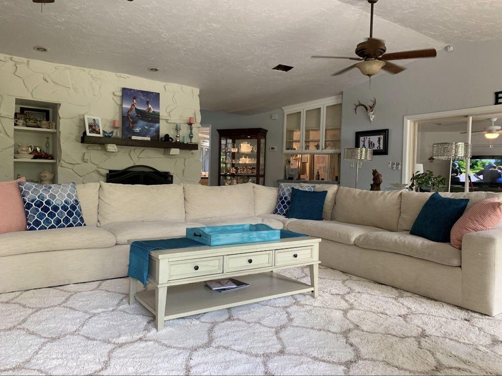 Interior color change