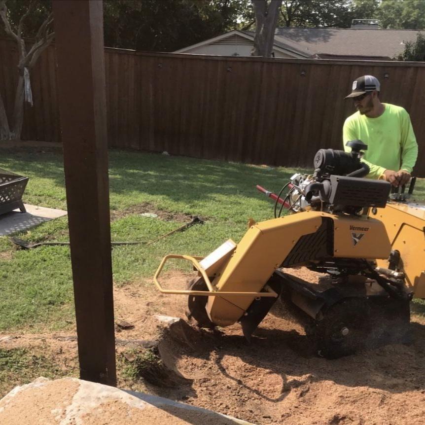 LR Stump Grinding & Tree Services