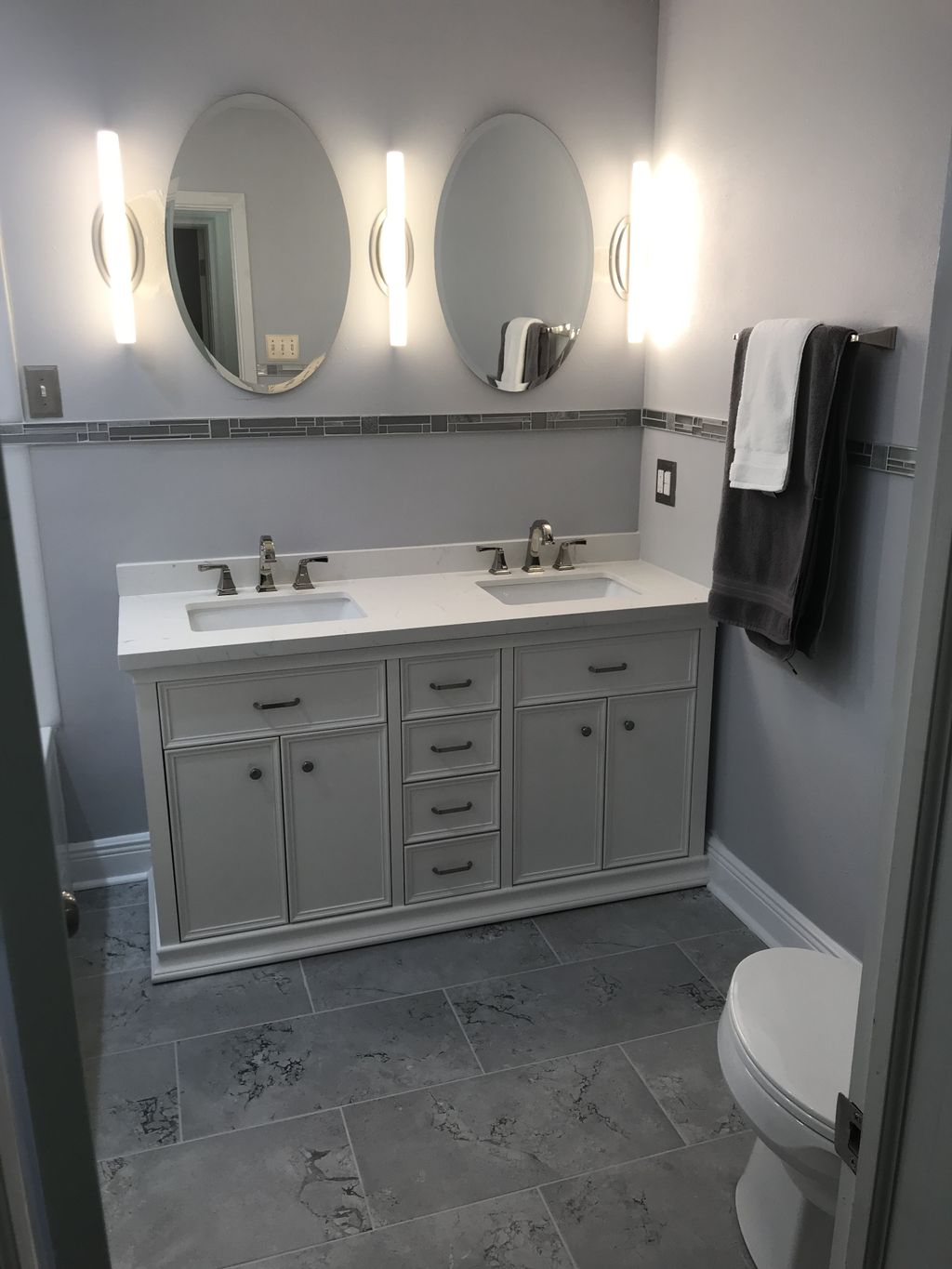 Another bathroom remodel