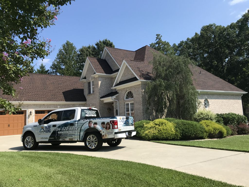 GAF Timberline HD Brownwood