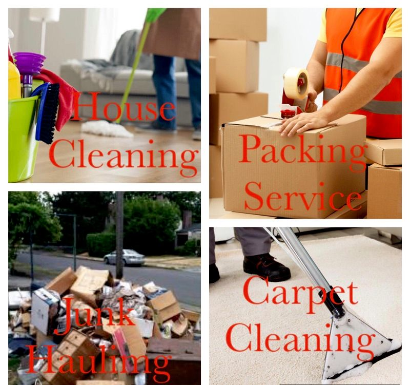 SameDay Crew - Cleaning|Moving|Disposal