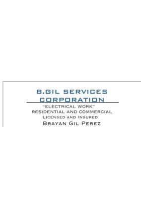 Avatar for B.gil Services Corporation Miami, FL Thumbtack