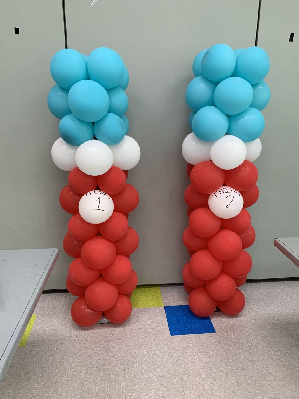 Thing 1 and Thing 2 inspired