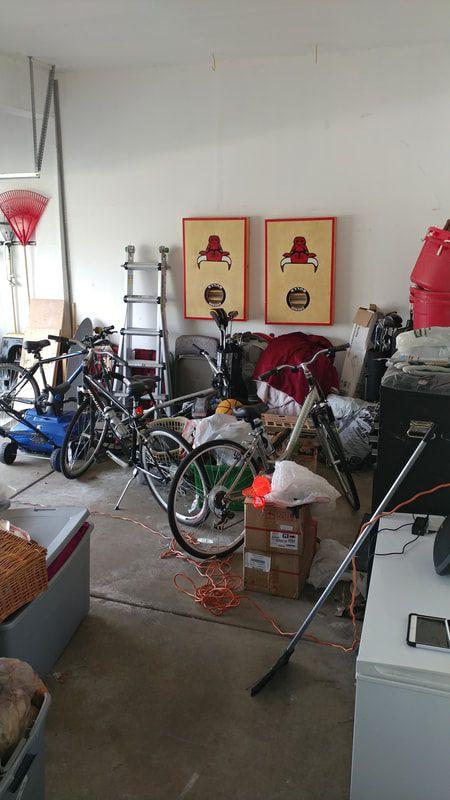 Full Garage Makeover