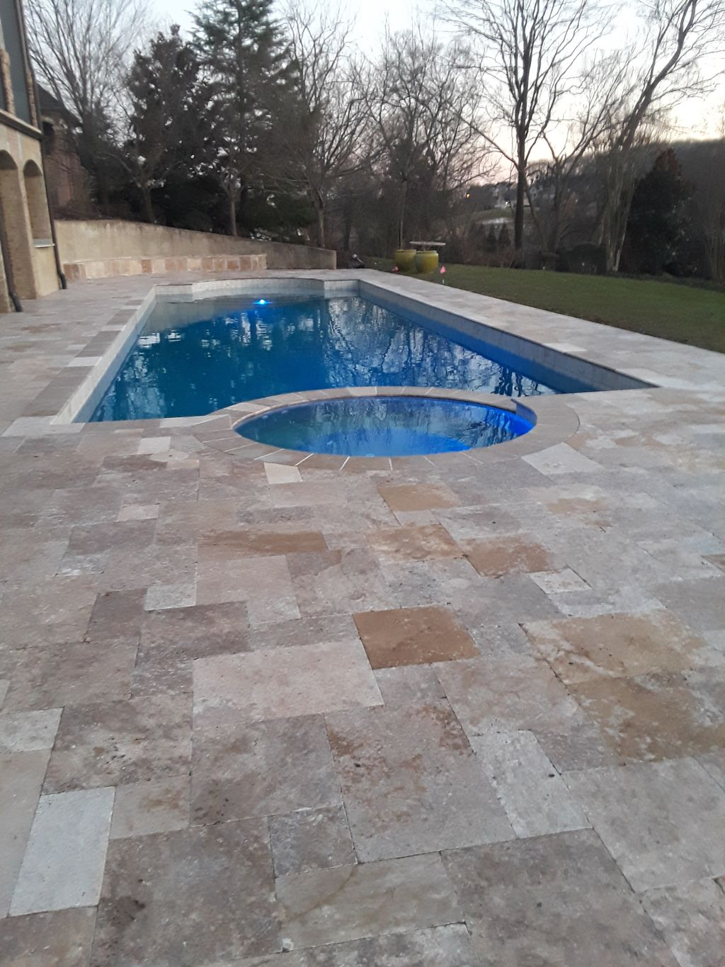 Pool & Deck Renovation