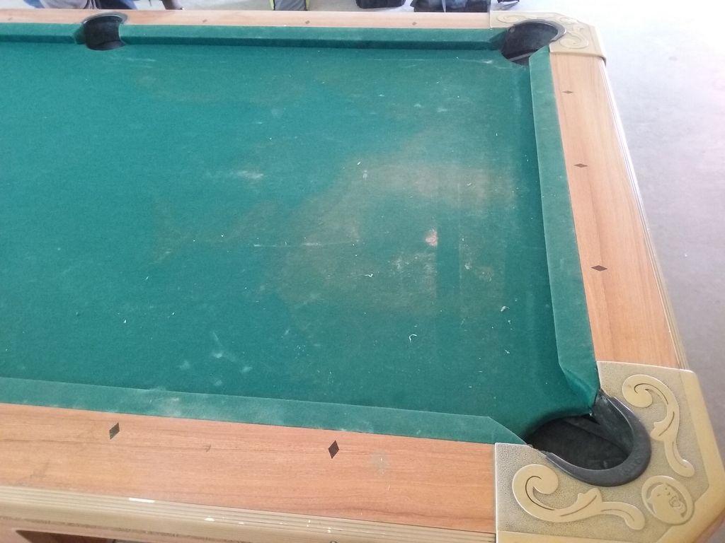 Valley table refurbish