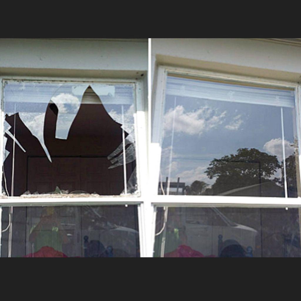 Broken Glass Rescue