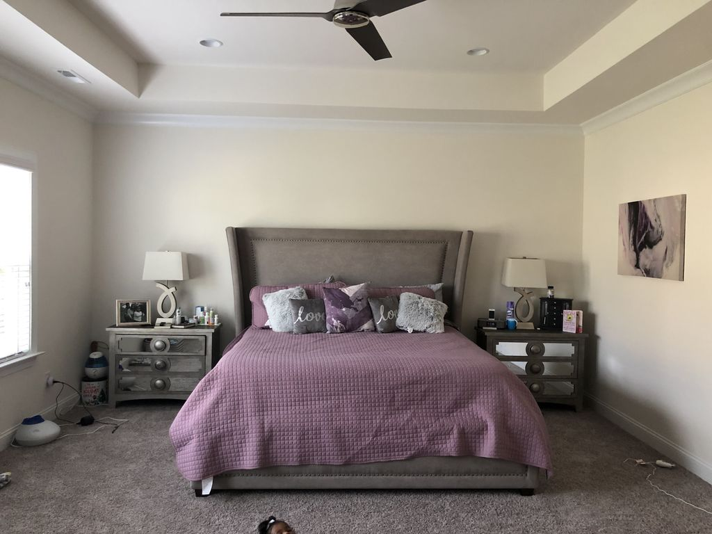 Whimbel Ct Master Suite Before & After