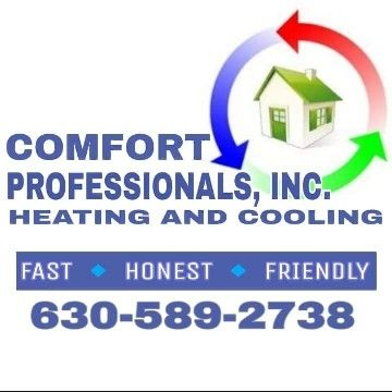 Avatar for Comfort Professionals, Inc. Braidwood, IL Thumbtack