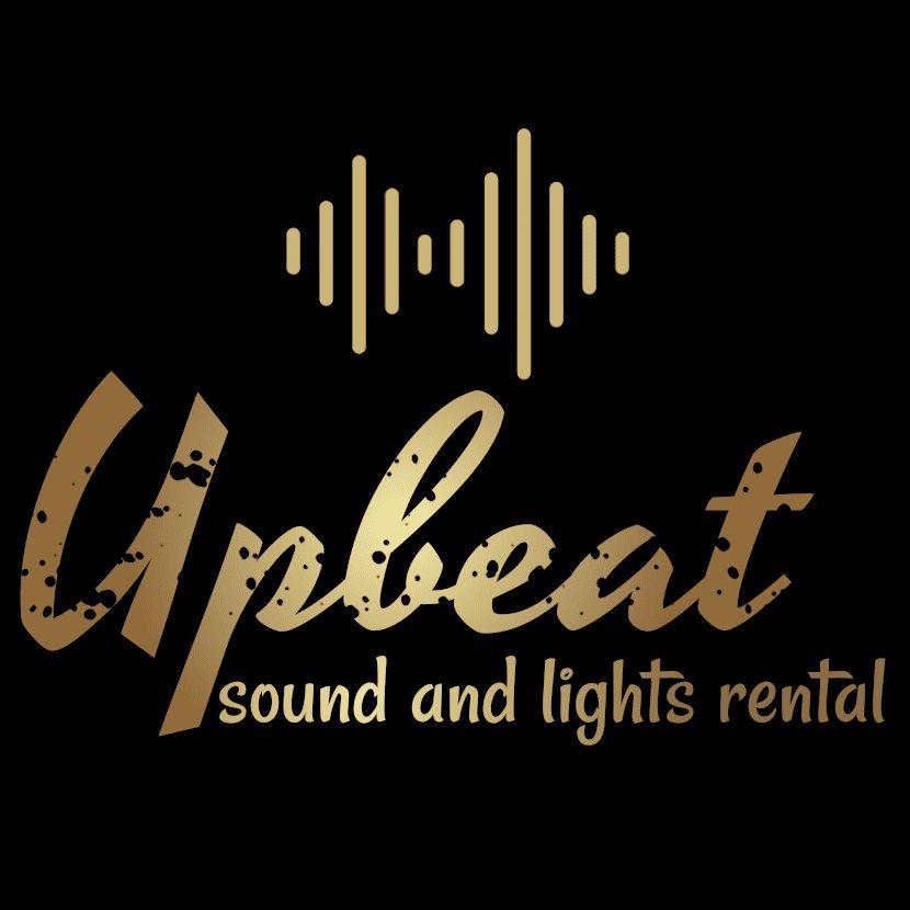 Upbeat Sound & Lights Rental