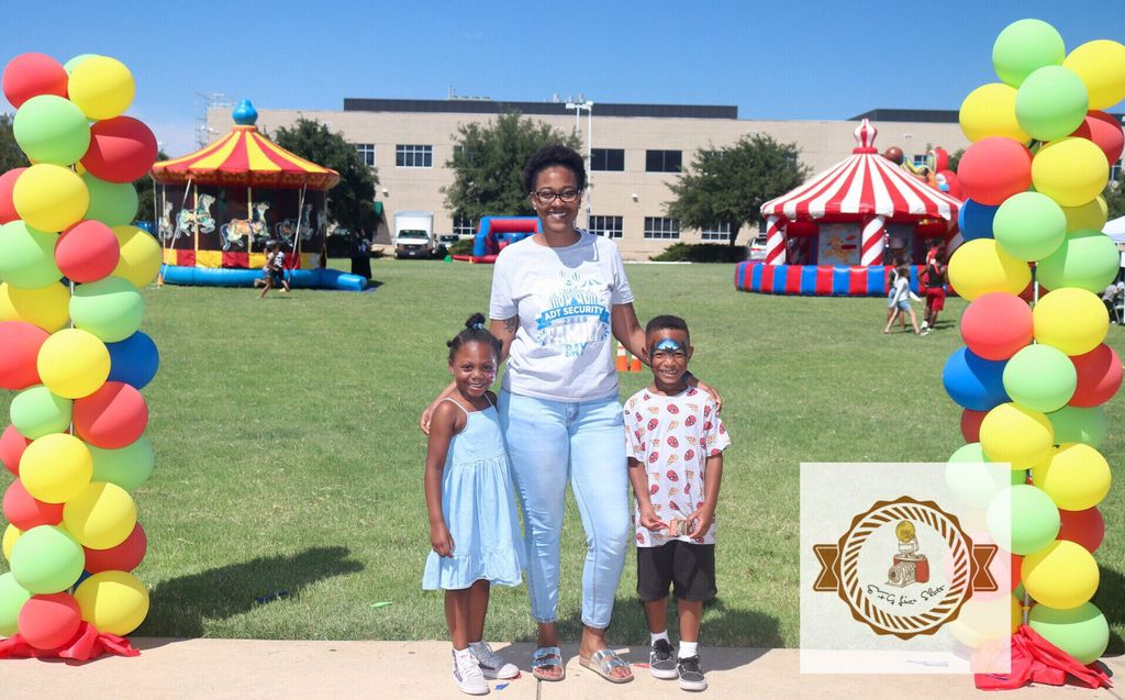 ADT Security Family Carnival Day