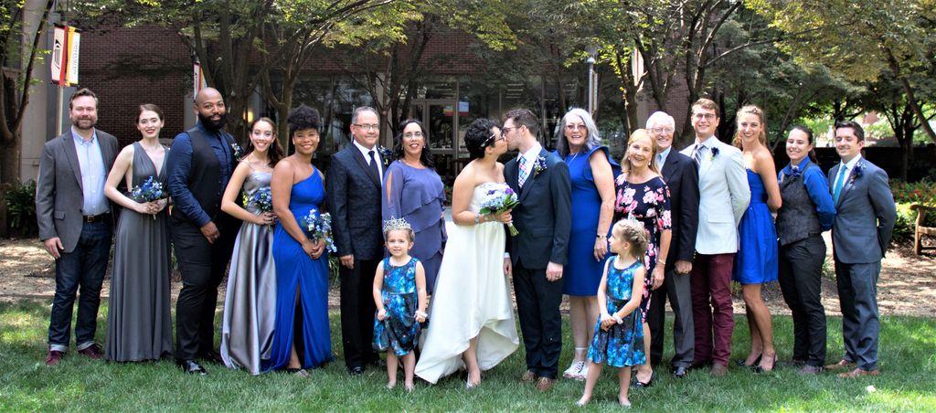 Jen and Pauls Wedding