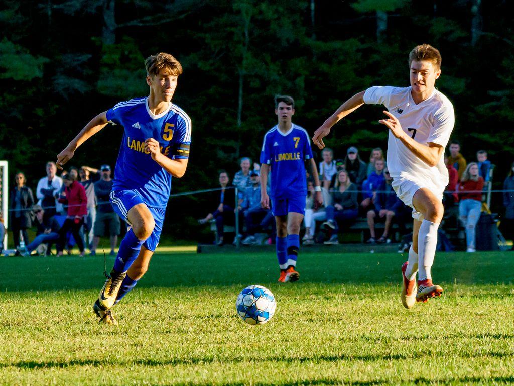 Soccer Game Photos