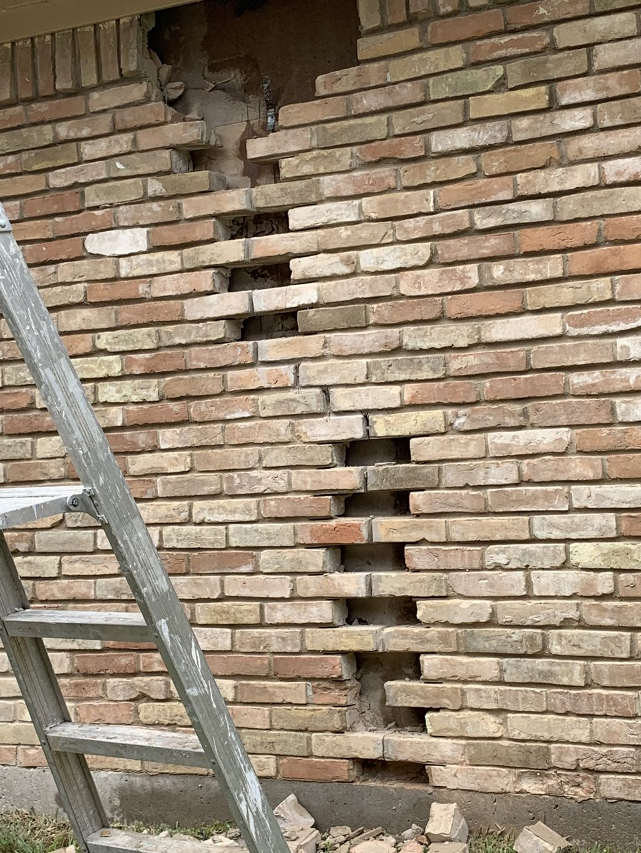 Fixed cracks