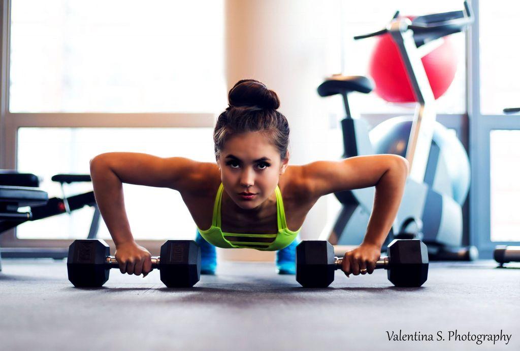 Lisa Spring Fitness