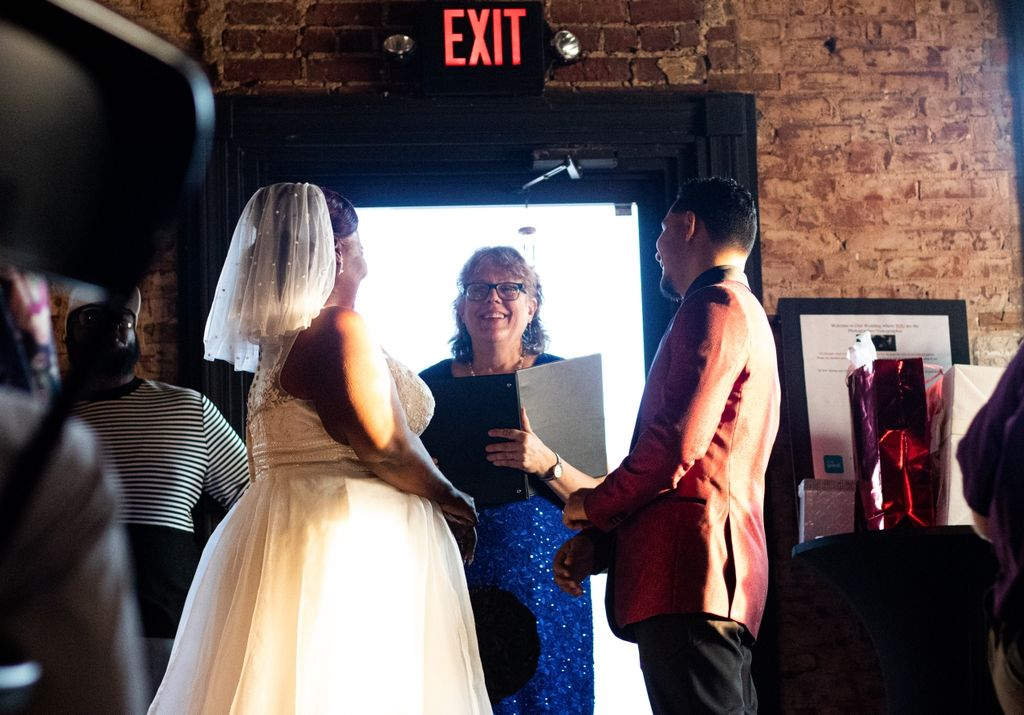 Wedding Officiant - Marietta 2019