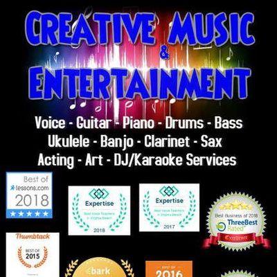 Avatar for Creative Music & Entertainment Chesapeake, VA Thumbtack