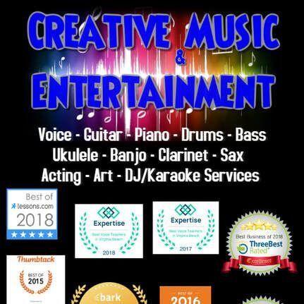 Creative Music & Entertainment