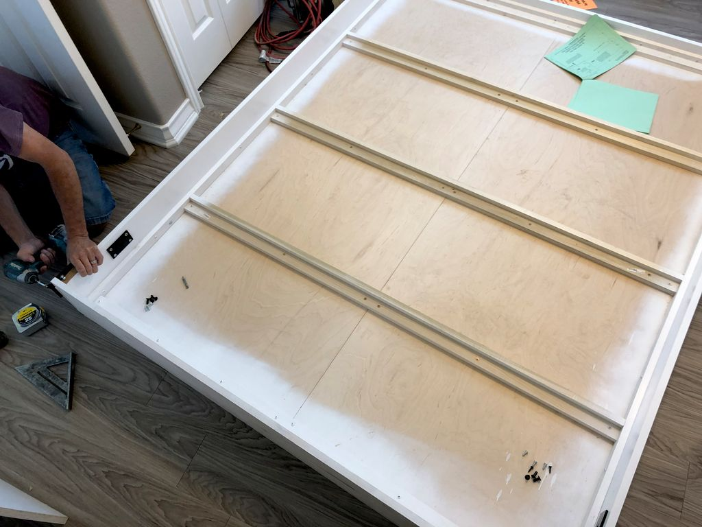 Murphy Bed Assembly & Installation