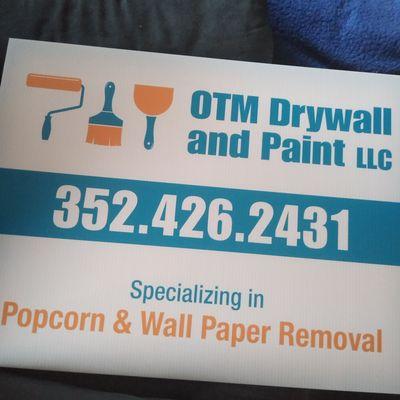 Avatar for OTM Drywall and Paint, LLC Ocala, FL Thumbtack