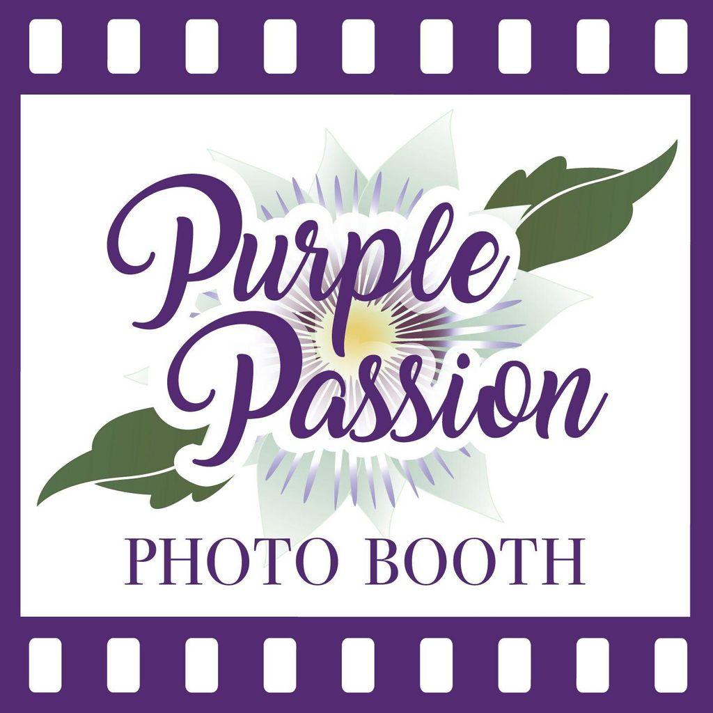 Purple Passion Photo Booth