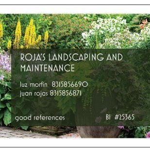 Avatar for Rojas's landscaping and maintenance