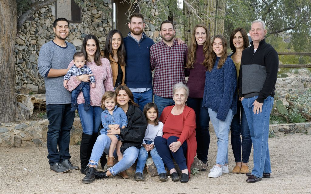 Portrait Photography Christmas - Phoenix 2019