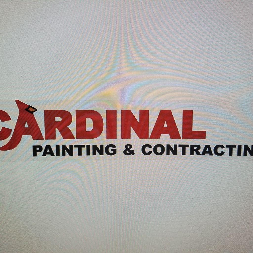 Cardinal Painting