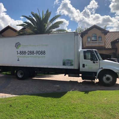 Avatar for Teleport Moving and Storage Altamonte Springs, FL Thumbtack