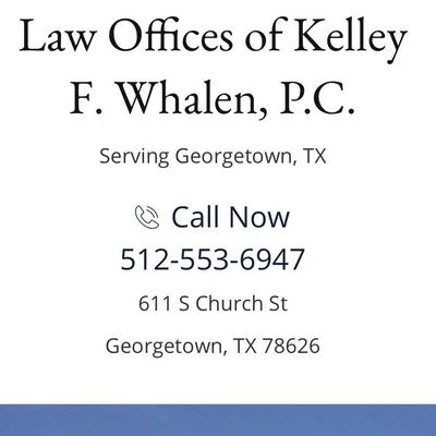 Avatar for The Law Offices of Kelley F. Whalen