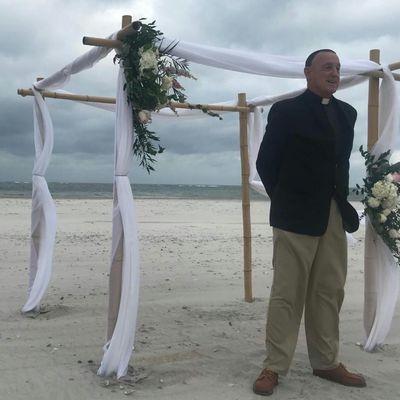 Avatar for Ray Garrison - Wedding Officiant, Minister Lumberton, NC Thumbtack