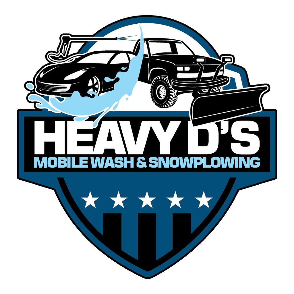 Heavy D's Mobile Wash & Snowplowing, LLC