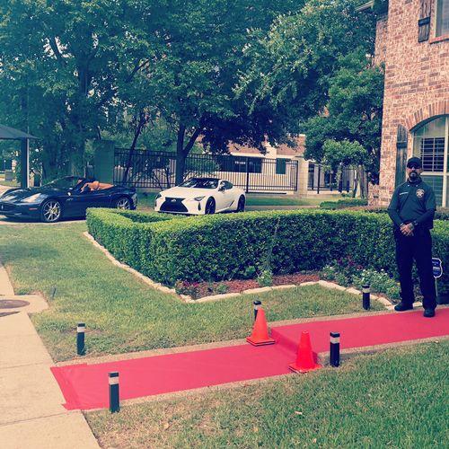 Private Birthday Party in Dallas, TX