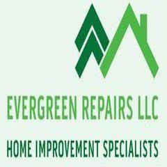 Evergreen. Repairs