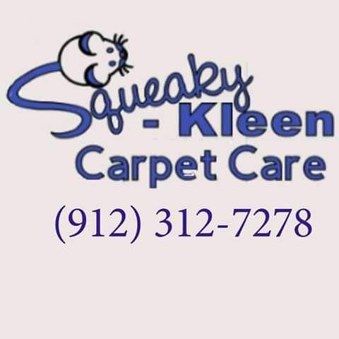 Squeaky-Kleen carpet care