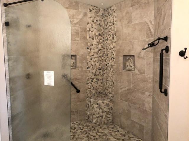 Full Tile Shower